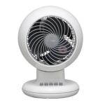オススメ愛用品4 扇風機のおすすめアイリスオーヤマ サーキュレーター 静音 首振り ~8畳 グレー PCF-M15-H