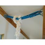 筋トレを考える14 綱登りトレーニングを自作。自宅に設置する(ロープトレーニング)
