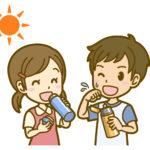 生活の知恵2 夏の暑さ対策 【熱中症予防】【股ズレ対策】